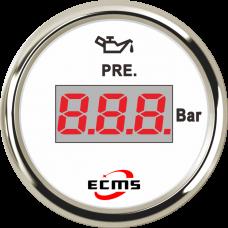 Medidor Digital de Presión de Aceite