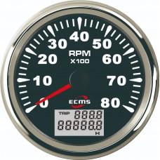Tacómetro 8000 RPM