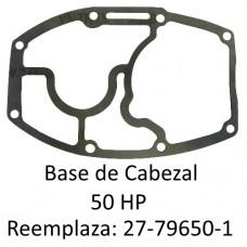 Junta Base de Cabezal Mercury 50 HP